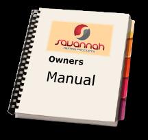 Manual for Bonaparte 36 by Savannah